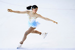 Haley Yao of Taiwan competes in Ladies Short Program during the Asian Open Figure Skating Trophy 2017 on August 04, 2017 in Hong Kong, China. Photo by Power Sport Images / Marcio Rodrigo Machado