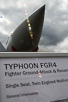 Eurofighter Typhoon.    Farnborough International Airshow ..