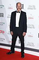 John Conteh<br /> arriving for the Float Like a Butterfly Ball 2019 at the Grosvenor House Hotel, London.<br /> <br /> ©Ash Knotek  D3536 17/11/2019