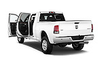 Car images of a 2017 Ram 2500 Laramie Mega Cab 4 Door Truck Doors