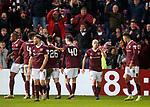 26.01.2020 Hearts v Rangers: Steven Naismith at the winnin goal