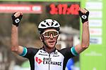 Tour of the Alps UCI Cycling Race. Feichten Im Kaunertal, Austria on April 20, 2021. Simon Yates Team BikeExchange