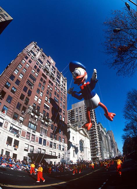 Hot Air Balloon, Macys Thanksgiving Parade, New York, New York