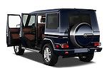 2013 Mercedes-Benz G-Class G550 SUV Doors Stock Photo