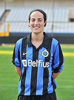 Club Brugge Dames / Vrouwen : Lore Dezeure<br /> foto David Catry / nikonpro.be