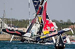 Day 4 - Extreme Sailing Series Act 3 Qingdao for Red Bull