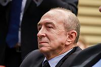 GÈrard Collomb - ASSEMBLEE DES DEPARTEMENTS DE FRANCE AVEC LES CANDIDATS A L'ELECTION PRESIDENTIELLE