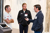SAN FRANCISCO, CA - October 16 - Peter Glass and Jack Geirhart attend Kilroy Realty / US Olympic Sailing Cocktail Reception 2019 on October 16th 2019 at Kilroy Innovation Center in San Francisco, CA (Photo - Andrew Caulfield for Drew Altizer Photography)