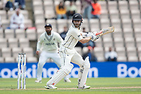 Kane Williamson, New Zealand gets a thick outside edge and is caught by Virat Kohli, India off Ishant Sharma, India during India vs New Zealand, ICC World Test Championship Final Cricket at The Hampshire Bowl on 22nd June 2021