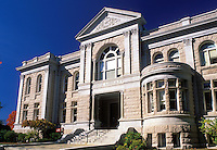 Concord, New Hampshire, NH, State Library in downtown Concord.