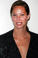 CHRISTY TURLINGTON 2004<br /> AT OLYMPUS FASHION WEEK: MARC JACOBS SPRING 2005 COLLECTION AT PIER 54 IN NEW YORK CITY <br /> Photo By John Barrett/PHOTOlink /MediaPunch
