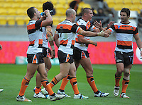 140329 NSW Cup Rugby League - Warriors v Tigers
