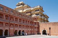 Indien, Jaipur (Rajasthan), City Palace