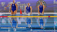 Team Greece <br /> Greece GRE - Kazakhstan KAZ <br /> Trieste (Italy) 19/01/2021 Bruno Bianchi Aquatic Center <br /> Fina Women's Water Polo Olympic Games Qualification Tournament 2021 <br /> Photo Andrea Staccioli / Deepbluemedia / Insidefoto