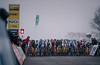race start<br /> <br /> CX World Cup Koksijde 2018