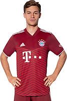 29th August 2021; Munich, Germany; FC Bayern Munich official team portraits for season 2021-22:  Joshua Kimmich