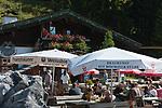 Oesterreich, Salzburger Land, Pongau, Filzmoos: Unterhofalm, Almhuette | Austria, Salzburger Land, Pongau, Filzmoos: mountain inn Unterhofalm