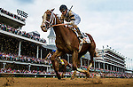 May 01, 2014: Will Take Charge with Gary Stevens up races in the Alysheba Stakes at Churchill Downs in Louisville Ky. Alex Evers/ESW/CSM