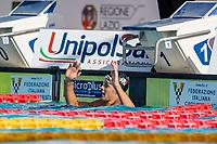 DALLA COSTA Davide ITA<br /> swimming 100m Freestyle Men, nuoto<br /> LEN European Junior Swimming Championships 2021<br /> Rome 2177<br /> Stadio Del Nuoto Foro Italico <br /> Photo Andrea Masini / Deepbluemedia / Insidefoto
