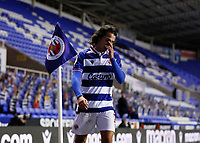 4th November 2020; Madejski Stadium, Reading, Berkshire, England; English Football League Championship Football, Reading versus Preston North End; Tomas Esteves of Reading reacts disappointed after being subbed off