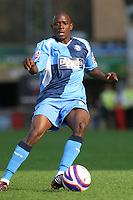 Nathan Ashton of Wycombe Wanderers, former Charlton and Fulham player who represented England at U19 level, during Wycombe Wanderers vs Dagenham & Redbridge, Coca Cola League Division Two Football at Adams Park on 20th September 2008
