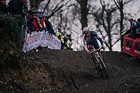 British National champion Ian Field (GBR)<br /> <br /> Elite Men's Race<br /> UCI CX Worlds 2018<br /> Valkenburg - The Netherlands