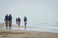 beach racing<br /> <br /> UCI 2021 Cyclocross World Championships - Ostend, Belgium<br /> <br /> U23 Men's Race<br /> <br /> ©kramon