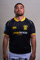 Vince Sakaria. 2021 Wellington Lions official rugby headshots at Rugby League Park in Wellington, New Zealand on Monday, 26 July 2021. Photo: Dave Lintott / lintottphoto.co.nz