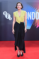 """**North America Only***<br /> <br /> Maggie Gyllenhaal attends """"The Lost Daughter"""" UK Premiere at The Royal Festival Hall during the 65th BFI London Film Festival in London.<br /> <br /> OCTOBER 13th 2021<br /> <br /> Credit: Matrix / MediaPunch"""