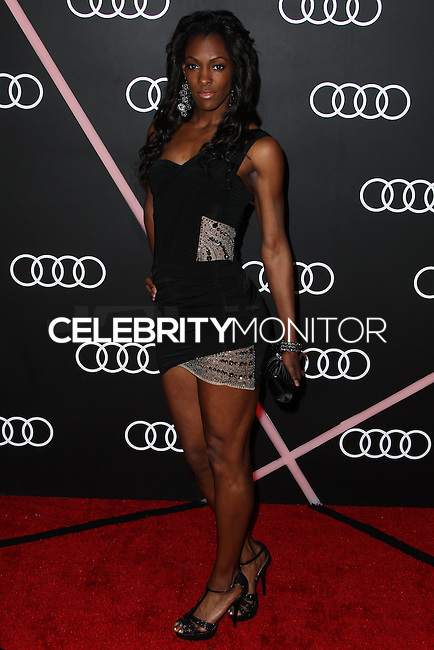 LOS ANGELES, CA - JANUARY 09: DeeDee Trotter at the Audi Golden Globe Awards 2014 Cocktail Party held at Cecconi's Restaurant on January 9, 2014 in Los Angeles, California. (Photo by Xavier Collin/Celebrity Monitor)