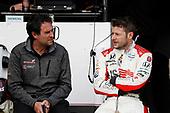Marco Andretti, Andretti Herta Autosport w/ Curb-Agajanian Honda, Bryan Herta
