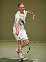March 7, 2015, Netherlands, Hilversum, Tulip Tennis Center, NOVK,  Frits Raijmakers (NED)<br /> Photo: Tennisimages/Henk Koster