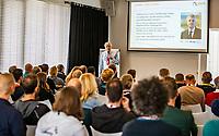 Nieuwegein,  Netherlands, 9 November 2018, Coaches congress KNLTB, Knowledge session<br /> Photo: Tennisimages.com/Henk Koster