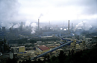 Benxi Iron and Steel Group in Liaoning. China's second-largest steelmaker Anshan Iron & Steel Group has merged with smaller rival Benxi Steel Group to create a company with capacity that will match the mainland's biggest steelmaker, Shanghai Baosteel Group..01 Sep 2005