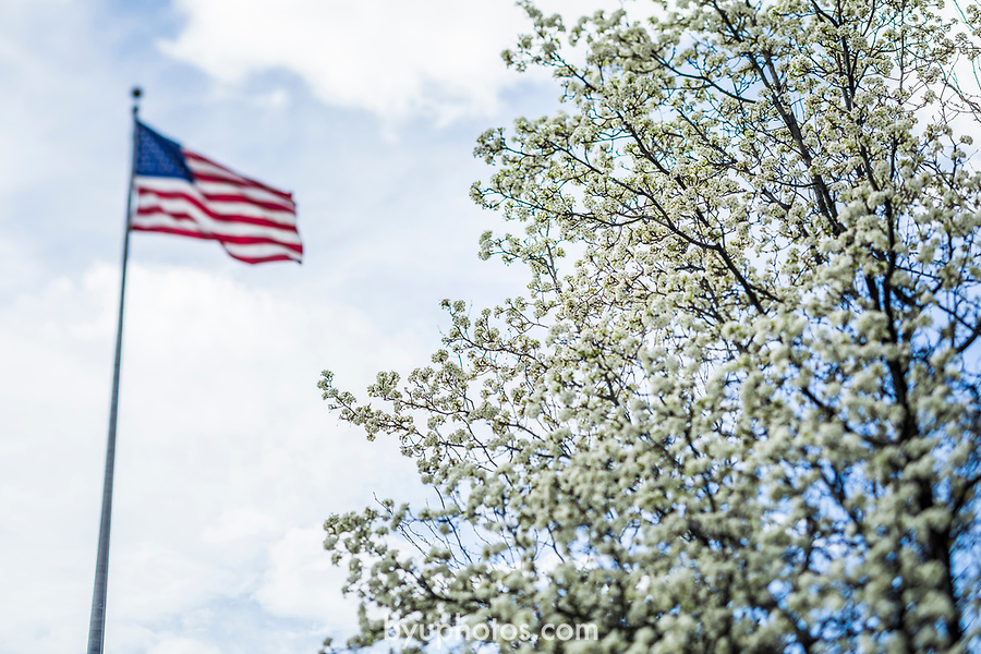 1703-48 GCS Spring 0020<br /> <br /> 1703-52 GCS Spring<br /> <br /> March 21, 2017<br /> <br /> Photography by Nate Edwards/BYU<br /> <br /> © BYU PHOTO 2016<br /> All Rights Reserved<br /> photo@byu.edu  (801)422-7322
