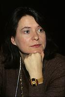 Montreal (QC) CANADA - 1995  File Photo  - Arlette Cousture<br /> , writer at Salon du Livre 1995