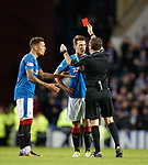Ryan Jack red carded