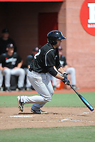 University of Cincinnati Bearcats outfielder Matt Williams (21) during a game against the Rutgers University Scarlet Knights at Bainton Field on April 19, 2014 in Piscataway, New Jersey. Rutgers defeated Cincinnati 4-1.  (Tomasso DeRosa/ Four Seam Images)