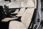 Front seat view of 2017 Lexus GS Executive-Line 4 Door Sedan Front Seat  car photos