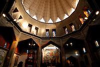 Nazareth / Israele.Basilica dell'annunciazione..Foto Livio Senigalliesi..Nazareth / Israel.Basilica of annunciation.Photo Livio Senigalliesi