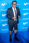 Andreu Buenafuente attends to blue carpet of presentation of new schedule of Movistar+ at Queen Sofia Museum in Madrid, Spain. September 12, 2018. (ALTERPHOTOS/Borja B.Hojas)