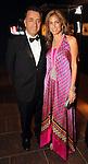 "Sima and Masoud Ledjavardian at the Museum of Fine Arts Houston's 2013 Grand Gala ""India"" Friday Oct. 04,2013.(Dave Rossman photo)"