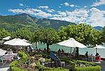 Oesterreich, Salzburger Land, Pinzgau, Zell am See: Grand Hotel Zell am See, Cafe | Austria, Salzburger Land, Pinzgau, Zell at Zeller Lake: Grand Hotel Zeller Lake, Café