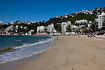 Oriental Bay. Wellington scenes. Photo: Marc Weakley