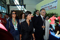 Mara Carfagna , Meeting di Comunione e Liberazione