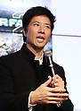 "Actor Kane Kosugi becomes a game PC brand ""Galleria"" ambassador"