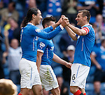 Bilel Mohsni and Lee McCulloch
