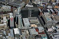 aerial photograph Federal Building Civic Center San Francisco, California