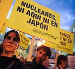 Nuclear Demo Madrid