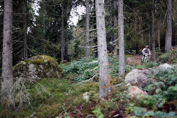Downhill Järvsö